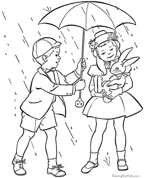 free printable coloring pages for adults spring easter colour pages