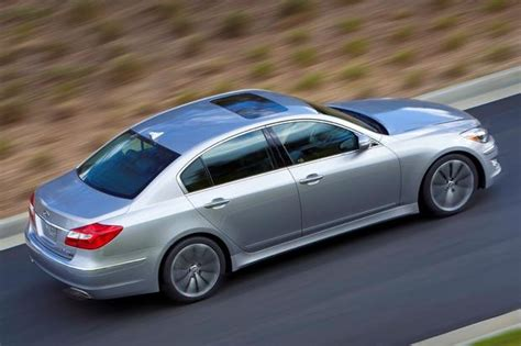 2012 hyundai genesis used car review