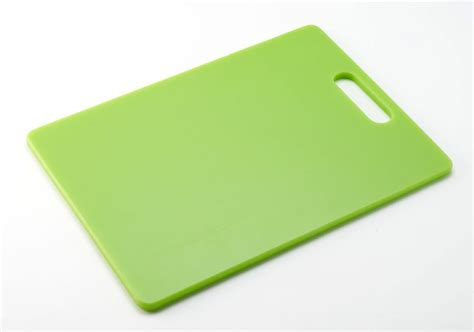 extrusion kitchen chopping board green plastic hygienic