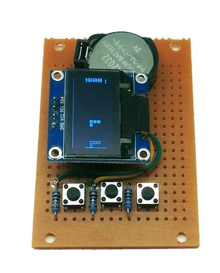 tiny game jaycar electronics