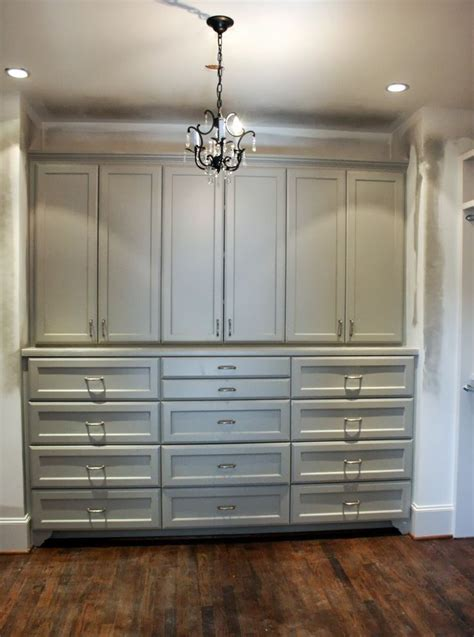 bedroom built in cabinets built ins in master closet decor dressing room chic
