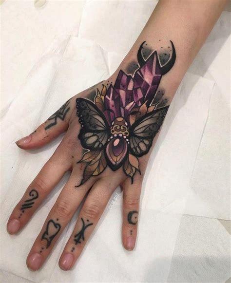 hand tattoos  women cute tattoos  girls  hand