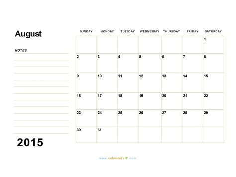 blank printable august 2015 calendar search results for free prinatable calander august 2015