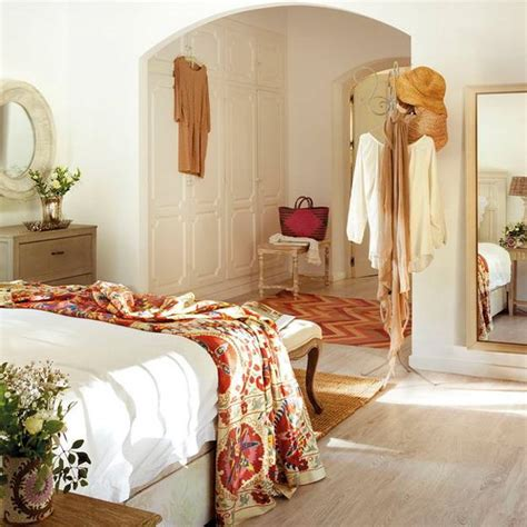 spanish style bedroom decorating ideas cozy modern house in spain with bright interior decorating