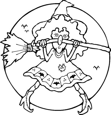 coloring pages for witches witch hat coloring page coloring home