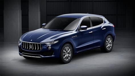 2018 Maserati Levante Priced In India From Inr 1 45 Crore