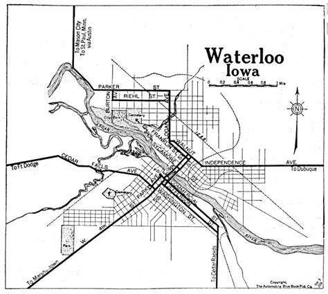 Black Hawk County Records Black Hawk County Iowa Maps And Gazetteers