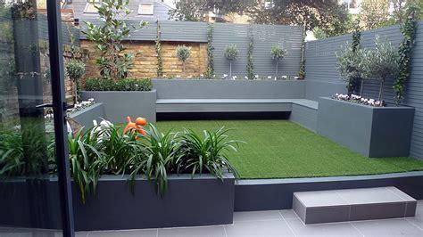 Backyard Page Decking Chauncey Gardens Grey Composite Modern Deck