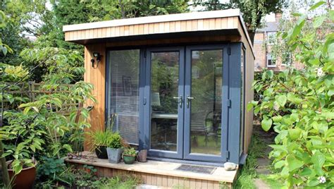 structurally insulated panels garden lodges 115 best garden lodges recently completed images on