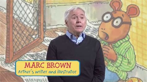 Marc Tanggal Brown 1 inside arthur s new puppy with marc brown
