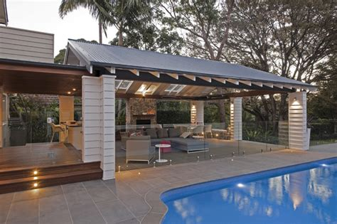 roseville pavilion contemporary patio sydney by