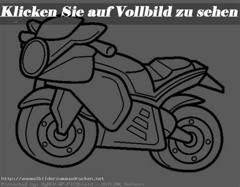 Kinder Motorrad Film by Motorrad 3 Ausmalbilder Zum Ausdrucken