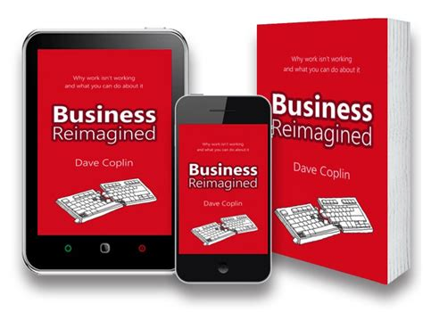 business book reviews uk books the envisioners ceo dave coplin uk based