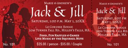 jack and jill tickets best ticket printing