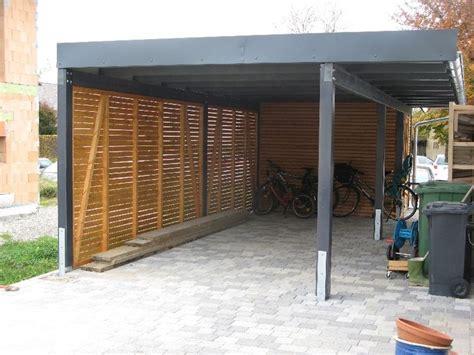 Garage Carport Holz by 25 Best Ideas About Carport Holz On Holz