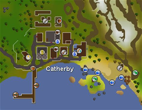 Cat Avian 200 Cc image catherby map png the runescape wiki