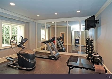 small space home gym decorating ideas  onechitecture
