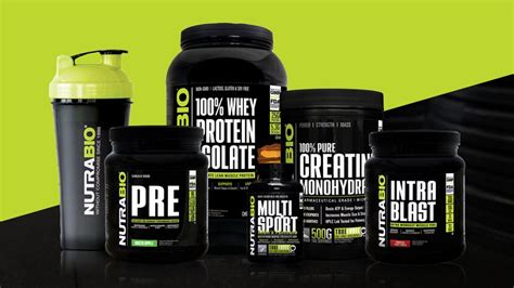 supplement company supplement company of the month nutrabio