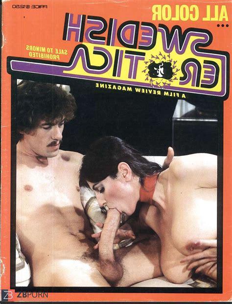 Vintage Magazines Swedish Erotica Zb Porn