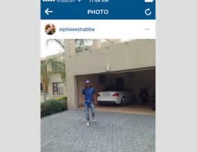 glimpses of siphiwe tshabalala s house www soccerladuma