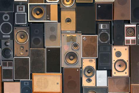 audioequipment  background texture speaker