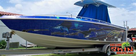 boat wraps michigan custom boat wraps michigan central lansing