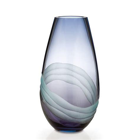 waterford evolution oasis vase 12 quot bloomingdale s