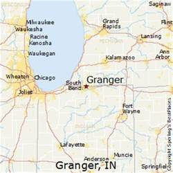 best places to live in granger indiana