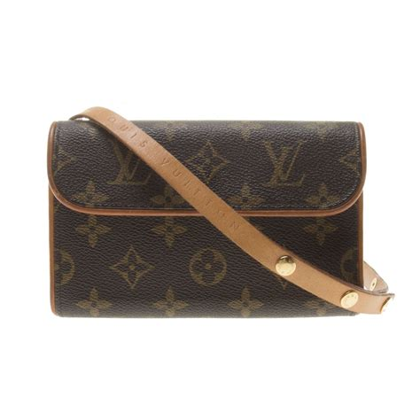 authentic louis vuitton  monogram canvas pochette