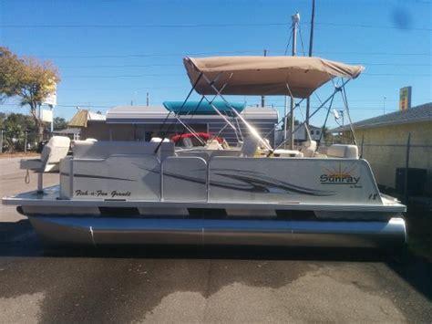 fish n fun pontoon boats sunray fish n fun boats for sale