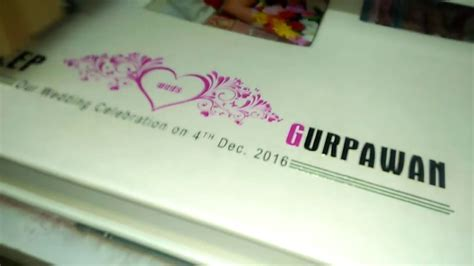Wedding Albums Printing by Wedding Album Cover Printer In India How To Print On