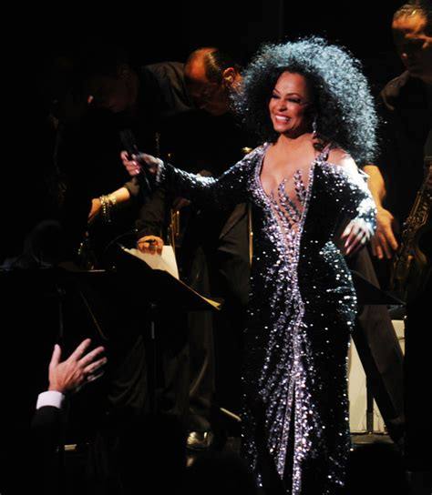 Diana Ross In Concert In Melbourne by Diana Ross In Concert May 19 2010 Zimbio