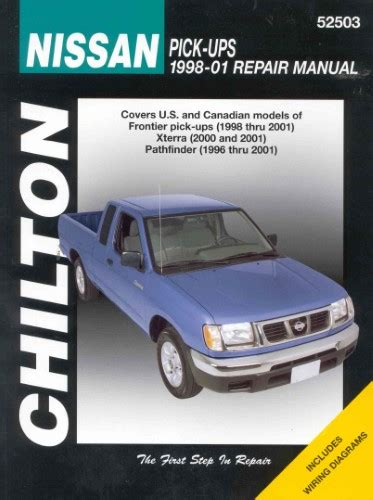 service manual chilton car manuals free download 1998 mitsubishi diamante lane departure for nissan pick ups 1998 2001 frontier pick ups 1998 2001 xterra 2000 and 2001 pathfinder