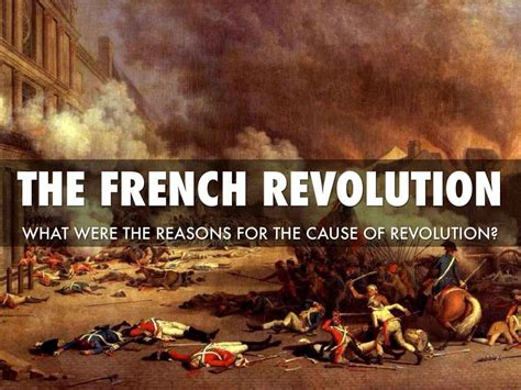 Of The Revolution revolution cause and effect essay writefiction581