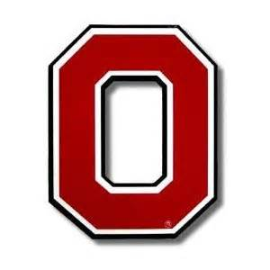 Ohio State Block O Outline by Ohio State Window Decal Block O Polyvore