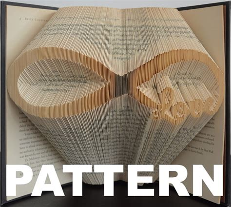 pattern art book book folding pattern infinity symbol with love free
