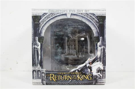 gifts for lord of the rings lord of the rings return of the king gift set minas tirith