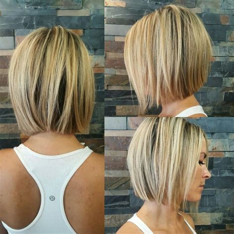 graduated bob haircut for chubby face 20 daily graduated bob cuts for short hair graduated bob