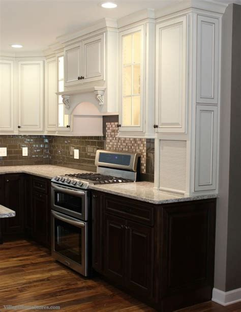 espresso cabinets cabinets and base cabinets on pinterest