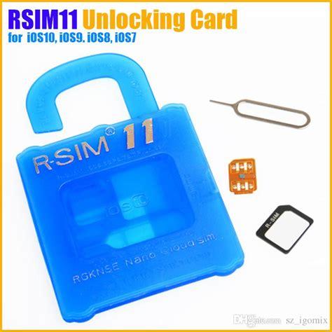 Rsim R Sim R Sim 11 Activation Unlock Iphone Su Support Ios 10 1 new rsim r sim 11 v18 81 unlocking card for ios10 ios9 ios8 ios7 iphone 7 6s 6 5s 5 unlocking a