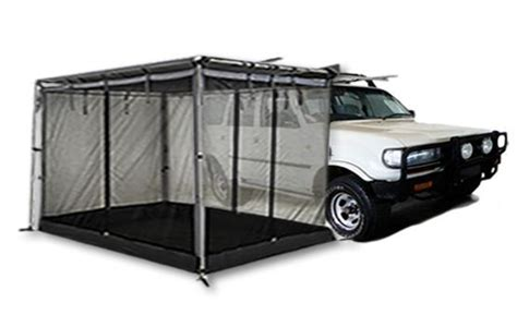 oztrail rv shade awning oztrail rv shade awning mesh room snowys outdoors