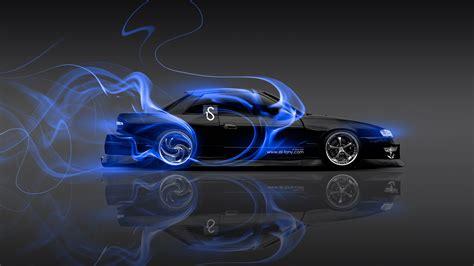 Drifsta Blue nissan 240sx jdm drifting