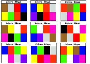 colors the 251 free colours worksheets