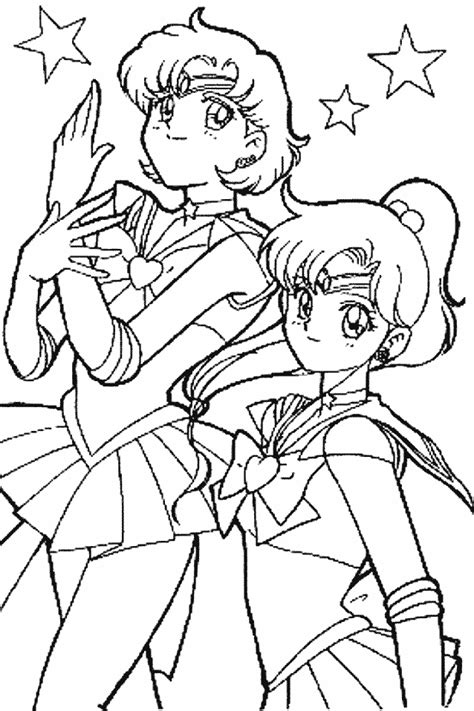 sailor moon coloring pages coloringpagesabc com