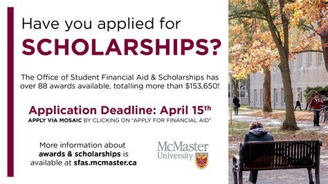 Mcmaster Mba Apply by Scholarship And Award Applications Are Live Degroote