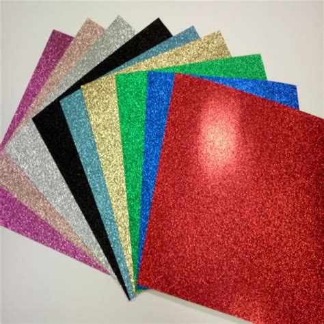 Glitter Paper Craft - buy wholesale cardstock paper thickness from china
