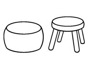 imagenes para dibujar en madera dibujo de taburetes para colorear dibujos net