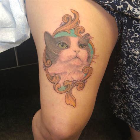 cat tattoo winnipeg tattoos by jessica winnipeg manitoba gypsy cat tattoos