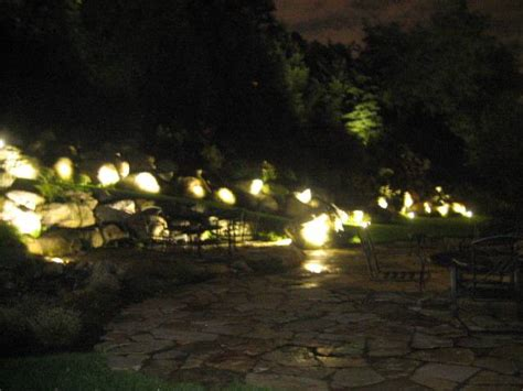 landscaping lights led how to install landscape drainage system garden border