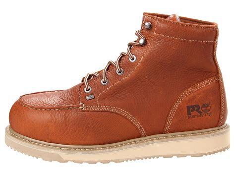 timberland pro barstow wedge safety toe zappos free